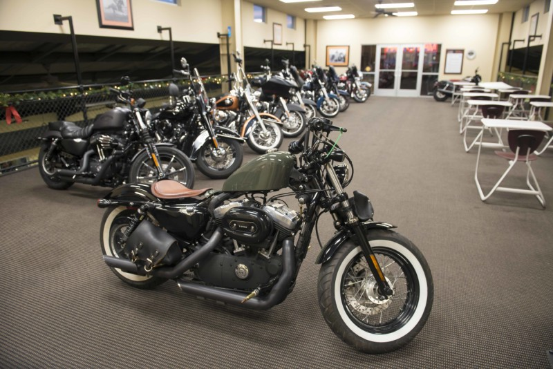2010 Harley-Davidson® Forty-Eight® XL1200X