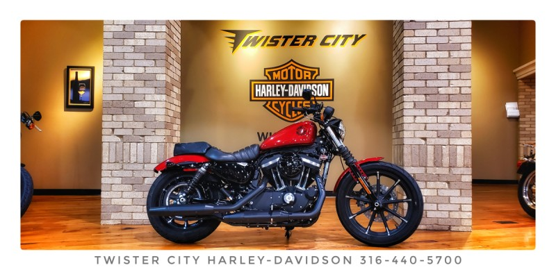 2019 Harley-Davidson® Iron 883™ : XL883N for sale near Wichita, KS