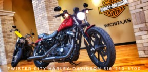 2019 Harley-Davidson® Iron 883™ : XL883N for sale near Wichita, KS thumb 1