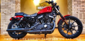 2019 Harley-Davidson® Iron 883™ : XL883N for sale near Wichita, KS thumb 2