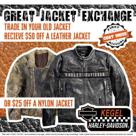 Great Jacket Exchange
