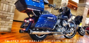 2014 Harley-Davidson® Street Glide® : FLHX for sale near Wichita, KS thumb 0