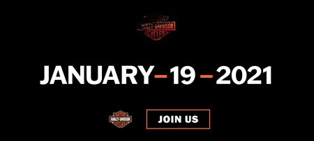 2021 Harley-Davidson Launch Watch Party!