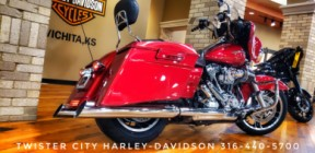 2012 Harley-Davidson® Street Glide® : FLHX103 for sale near Wichita, KS thumb 0