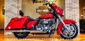 2012 Harley-Davidson® Street Glide® : FLHX103 for sale near Wichita, KS thumb 2