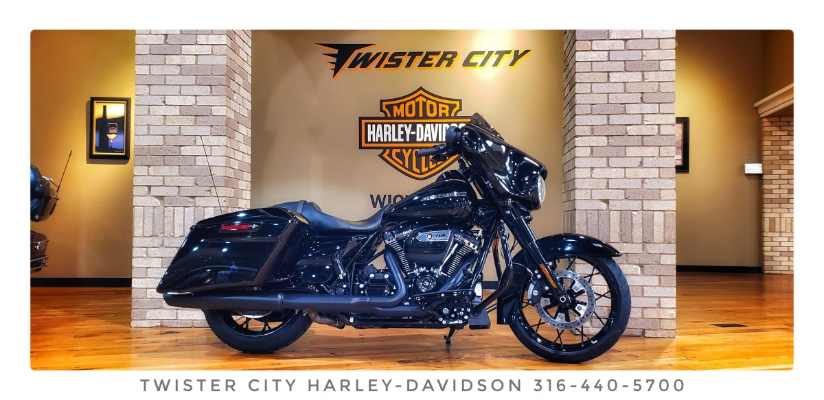 2020 Harley-Davidson® Street Glide® Special : FLHXS for sale near Wichita, KS