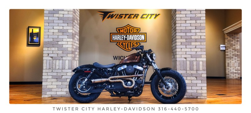 2014 Harley-Davidson® Forty-Eight® : XL1200X for sale near Wichita, KS