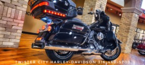 2011 Harley-Davidson® Electra Glide® Ultra Limited : FLHTK for sale near Wichita, KS thumb 0