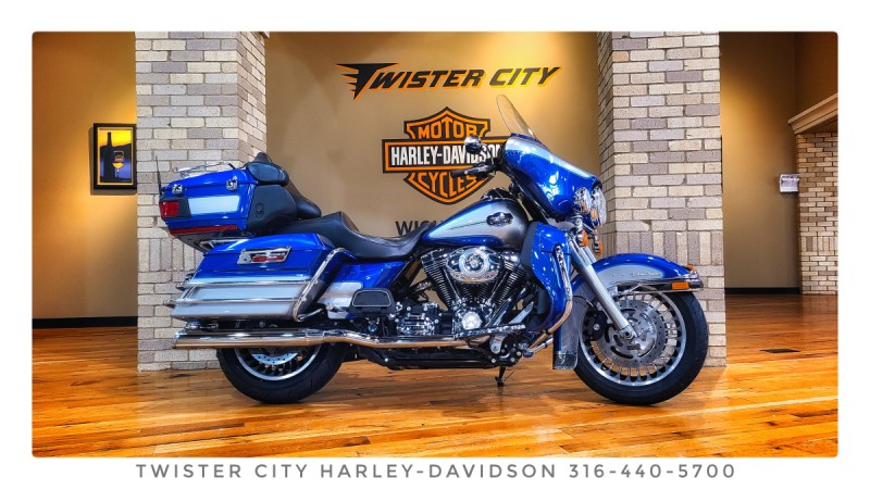 2009 Harley-Davidson® Electra Glide® Ultra Classic® : FLHTCU for sale near Wichita, KS
