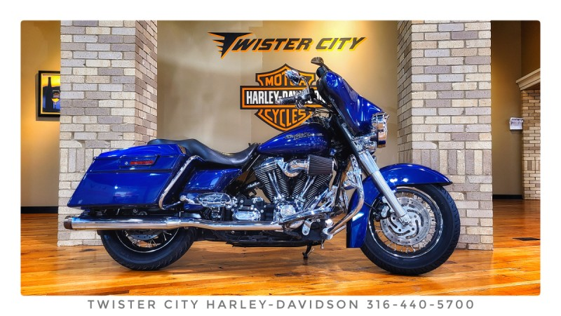 2007 Harley-Davidson® Street Glide® : FLHX for sale near Wichita, KS