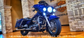2007 Harley-Davidson® Street Glide® : FLHX for sale near Wichita, KS thumb 1