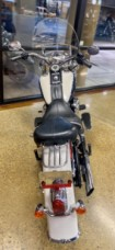 Birch White/Midnight Pearl 2013 Harley-Davidson® Softail® Deluxe FLSTN thumb 0