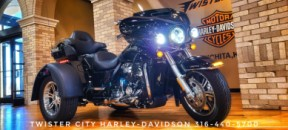 2019 Harley-Davidson® Tri Glide® Ultra : FLHTCUTG for sale near Wichita, KS thumb 1