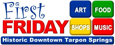 First Friday - Tarpon Springs