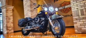 2021 Harley-Davidson® Heritage Classic 107 : FLHC for sale near Wichita, KS thumb 2