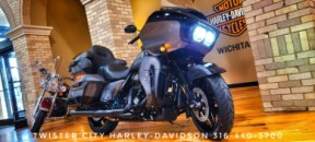 2021 Harley-Davidson® Road Glide® Limited – Black Option : FLTRK for sale near Wichita, KS thumb 2