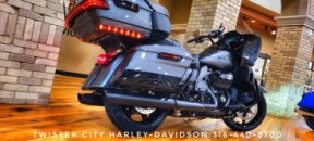 2021 Harley-Davidson® Road Glide® Limited – Black Option : FLTRK for sale near Wichita, KS thumb 1