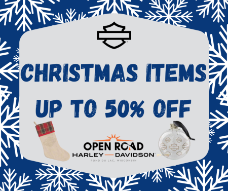 Christmas Items Up To 50% OFF