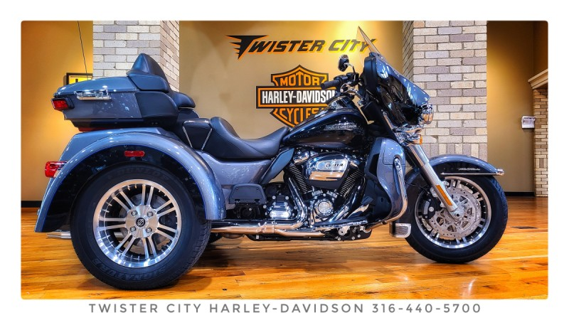 2021 Harley-Davidson® Tri Glide® Ultra : FLHTCUTG for sale near Wichita, KS