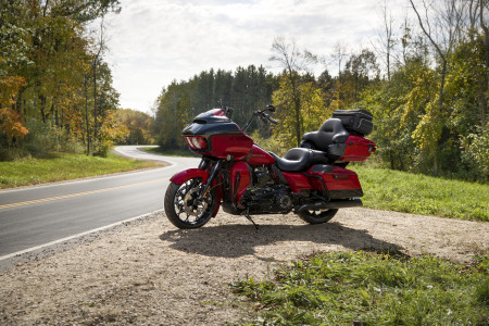 Glide Into Your Next Journey | 2020 Harley-Davidson® Road Glide