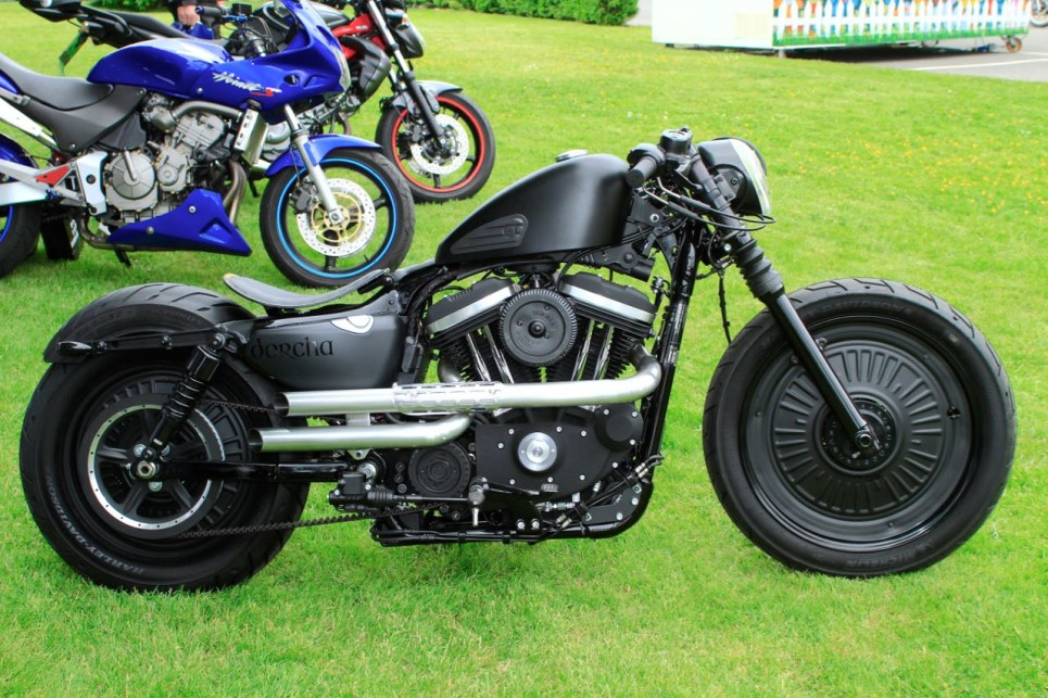 IRISH BLOOD CUSTOMS AT DUBLIN HARLEY-DAVIDSON®