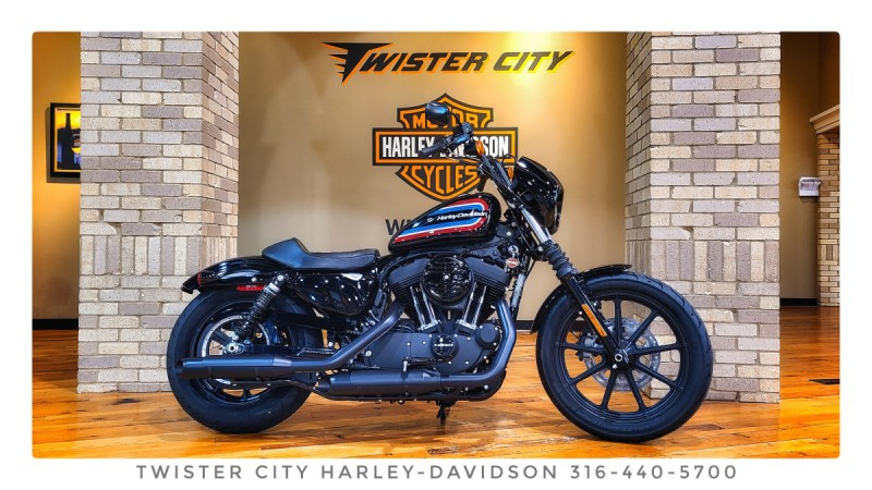 2021 Harley-Davidson® Iron 1200™ : XL1200NS for sale near Wichita, KS