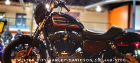2021 Harley-Davidson® Iron 1200™ : XL1200NS for sale near Wichita, KS thumb 0