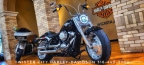 2018 Harley-Davidson® Fat Boy® : FLFB for sale near Wichita, KS thumb 2