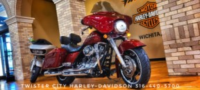 2010 Harley-Davidson® Street Glide® w/Stage 4 : FLHX for sale near Wichita, KS thumb 2