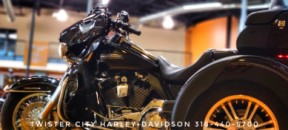 2016 Harley-Davidson® Tri Glide® Ultra : FLHTCUTG for sale near Wichita, KS thumb 0
