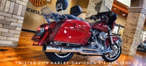 2010 Harley-Davidson® Street Glide® w/Stage 4 : FLHX for sale near Wichita, KS thumb 1