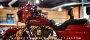 2010 Harley-Davidson® Street Glide® w/Stage 4 : FLHX for sale near Wichita, KS thumb 0