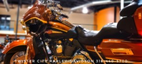 2008 Harley-Davidson® CVO™ Ultra Classic® Electra Glide® : FLHTCUSE3 for sale near Wichita, KS thumb 0