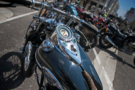 Vote for Your Favorite in FXCHD's Online Bike Show