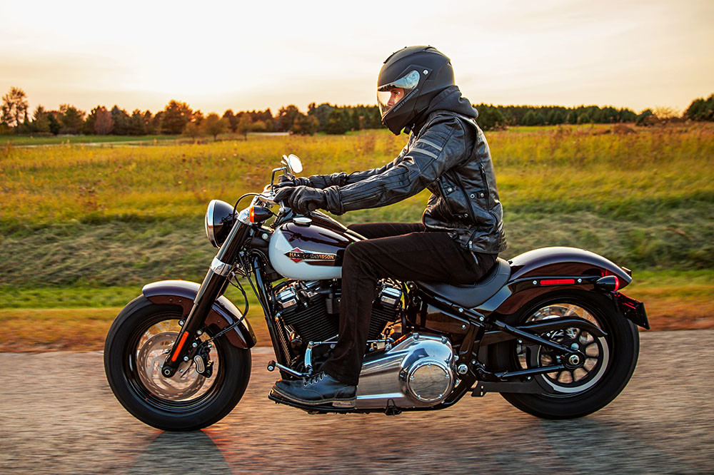 Softail Slim<sup>®</sup> Instagram image 4