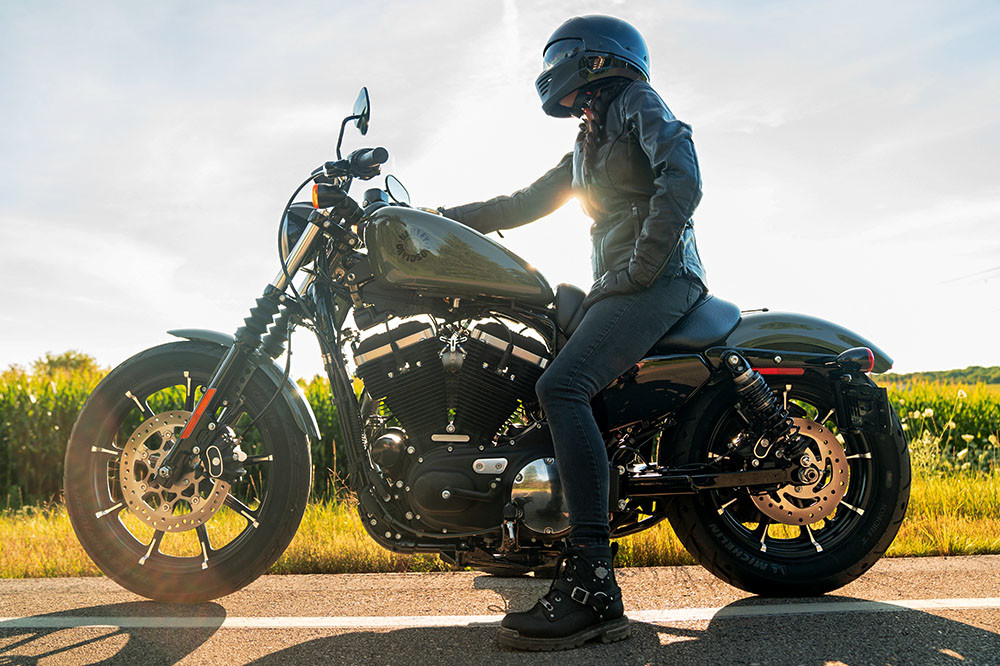 Iron 883<sup>™</sup> Instagram image 5