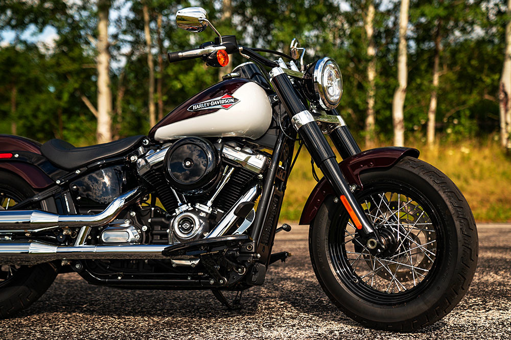 Softail Slim<sup>®</sup> Instagram image 3