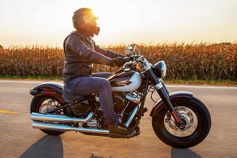 Softail Slim<sup>®</sup> Instagram image 5