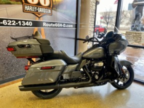 Gauntlet Gray Metallic 2021 Harley-Davidson® Road Glide Limited FLTRK thumb 1