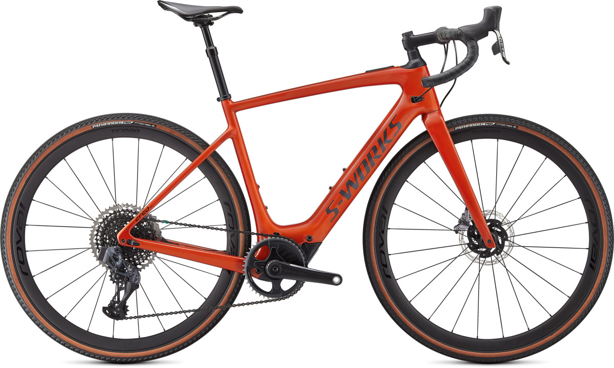 Specialized<sup>®</sup> Creo Sl Sw Carbon Evo