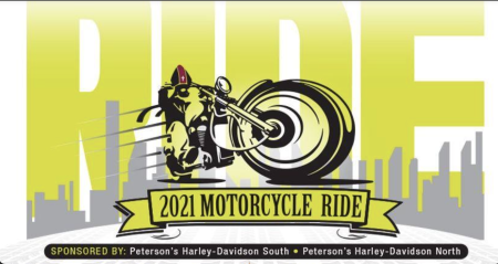 2021 Archbishop Motorcycle Ride