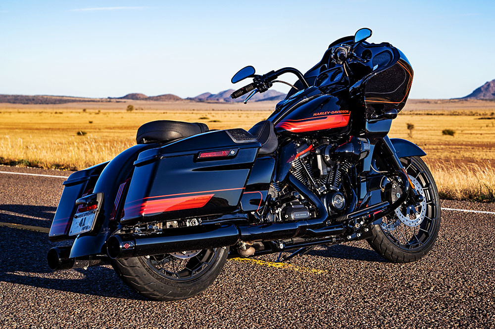 CVO<sup>™</sup>  Road Glide<sup>®</sup> Instagram image 1