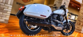 2021 Harley-Davidson® Sport Glide® : FLSB for sale near Wichita, KS thumb 1