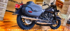 2021 Harley-Davidson® Heritage Classic 114 : FLHCS for sale near Wichita, KS thumb 1