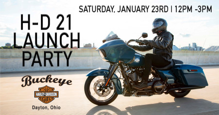 H-D 21 Launch Party