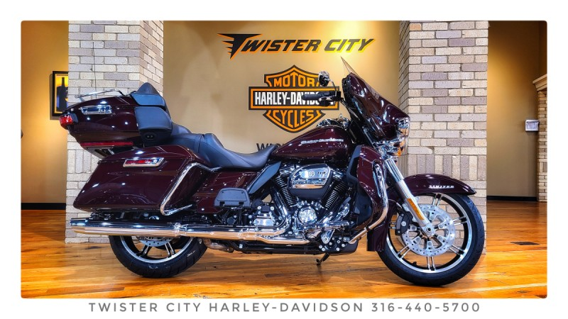 2021 Harley-Davidson® Ultra Limited : FLHTK for sale near Wichita, KS