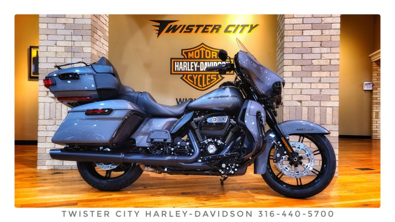 2021 Harley-Davidson® Ultra Limited – Black Option : FLHTK for sale near Wichita, KS