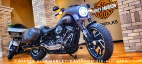 2021 Harley-Davidson® Sport Glide® : FLSB for sale near Wichita, KS thumb 2