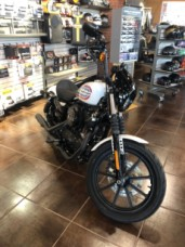 2021 Harley-Davidson Iron 1200 XL1200NS thumb 2