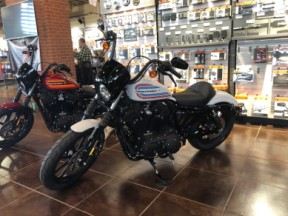 2021 Harley-Davidson Iron 1200 XL1200NS thumb 0